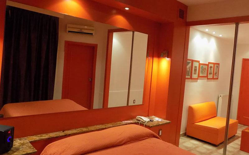 hotel de alta rotatividad copacabana montevideo
